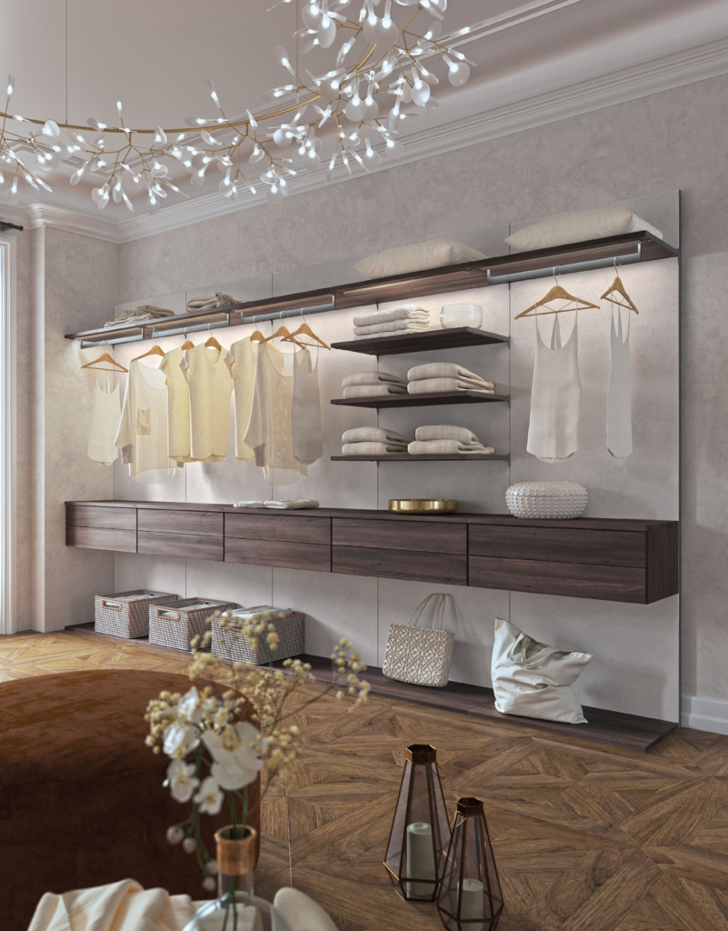 Dressing Room - Cabina Armadio